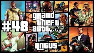 Grand Theft Auto V #48 Zakończenie Życzenie Śmierci