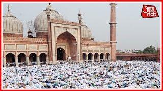 Eid ul-Fitr Being Celebrated At Delhi