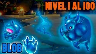 Monster Legends -  Blob (Nivel 1 al 100) + Combate