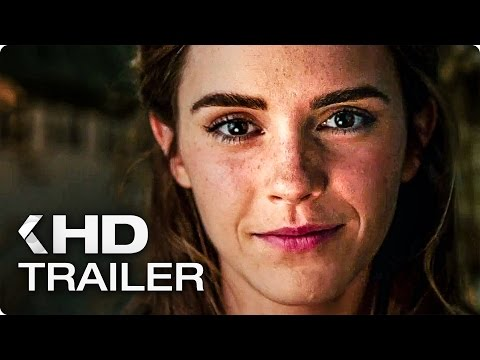 BEAUTY AND THE BEAST Trailer 2017