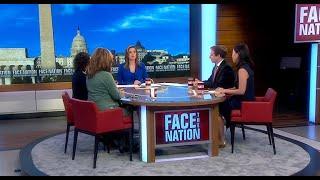Face the Nation: Sen. Edward Markey, Molly Ball, Evan Osnos