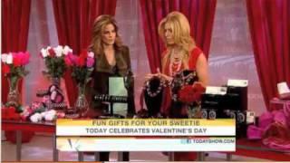Melanie Segal's Platinum Publicity client on Today Show