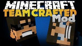 Minecraft Mod - Team Crafted Mod - SSundee