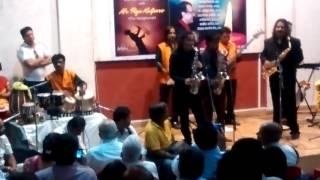 Bade Acche Lagte Hain - Raju Kulpare Yogesh Kulpare - SaxoPhone - Indore