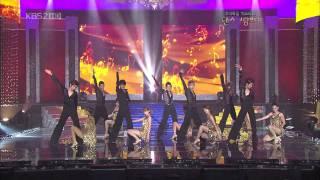 100923 KBS Star Dance Grand Prix infinite & Rainbow