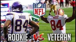 NFL Stars First Touchdown Vs Their Last Touchdown Before Retiring || HD