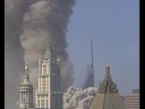 La implosión de las torres gemelas 2 de 2
