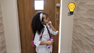 My School Morning Routine - Funny Video Toys AndMe (SKIT)