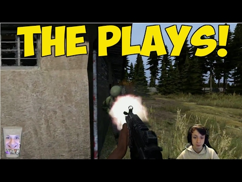 THE PLAYS! - DayZ Standalone PVP Montage