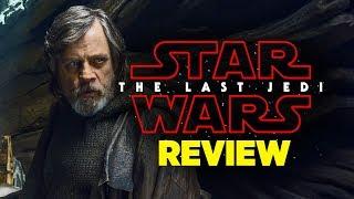 "REVIEW - ""Star Wars: The Last Jedi"" (Spoiler Free!)"