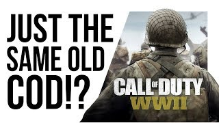 How Call Of Duty: WWII COMPARES to the REST! | Private Beta Impressions