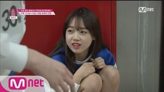 [Produce 101] Choi Yoo Jung in Produce 101 (feat.Hot Issue)