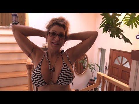 Xxx Mp4 Bikini MILF Mom 55 Washing The Stairs 3gp Sex