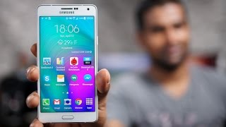 Samsung Galaxy A7 Review!