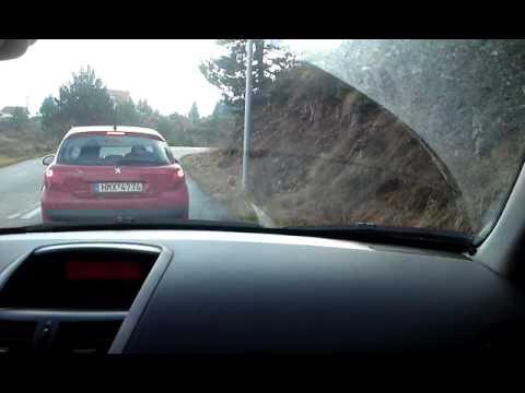 Α� αβαση Σελι Peugeot 207 RC & Peugeot 207 Rallye