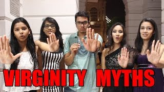 Virginity Myths | Girls Reaction | Brown Street