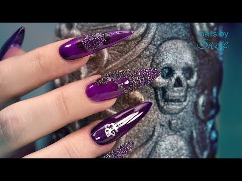 Xxx Mp4 Goth •Special• Sculpted Acrylic Nails 🗡️ 3gp Sex