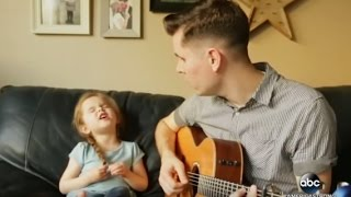 Father, Daughter 'You've Got a Friend in Me' Duet Goes Viral