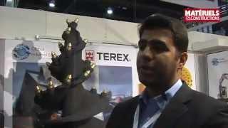 Hamed Khadem, Sales manager G.I.E (UAE Terex Cutting dealer)