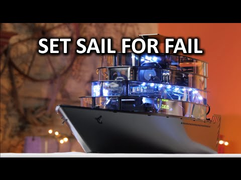 HOLY H P A PC fit for the sea
