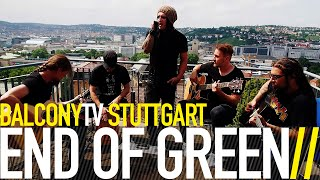 END OF GREEN - HURTER (BalconyTV)