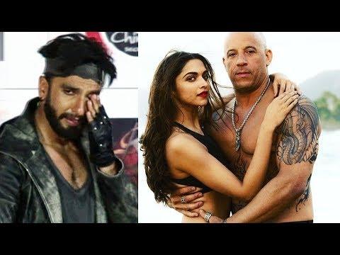 Xxx Mp4 Vin Diesel Becomes VILLAIN In Deepika Ranveers Relationship WATCH 3gp Sex