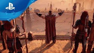 Horizon Zero Dawn - Story Trailer [PS4, deutsch]