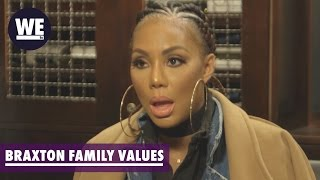 'The Traci-ism Theory' Deleted Scene | Braxton Family Values | WE tv