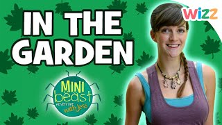 Minibeast Adventure with Jess - Bugs in the Garden | TV Shows for Kids | Wizz