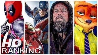 Die BESTEN Filme 2016