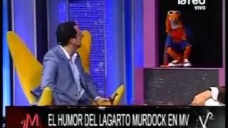 El Lagarto Murdock, Tatín, Ivan Arenas & El Guatón de la Fruta sin Censura COMPLETO)