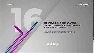 FOX Life Asia Program Classification - 16 Years & Over