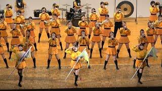 京都橘ジョイント・コンサート2017年7月23日Tachibana Performance 2017「4k」Kyoto Tachibana SHS Band