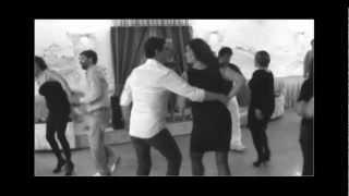 Salsa - Cena Soltero's Dance - La Roccia 2012.avi
