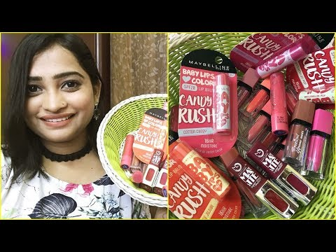Xxx Mp4 Super Affordable Lipstick Lip Balm Haul 100 Rs Lipstick Indian Mom On Duty 3gp Sex