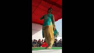 Sapna new dance lak 28 kudi da