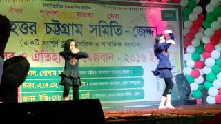 MAGIC MAMONI Dance by Wafaah and Elham