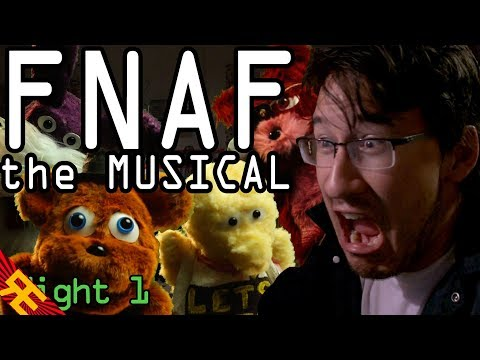 Five Nights at Freddy's: The Musical - Night 1 (Feat. Markiplier)
