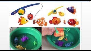 Fishing toys for kids , Fishing toy set Kids | Floating Fish Toy for Kids Review