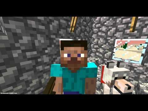 Flappy Dog - Part 4 - Minecraft! New doggy flippy! (Lost but still Living)