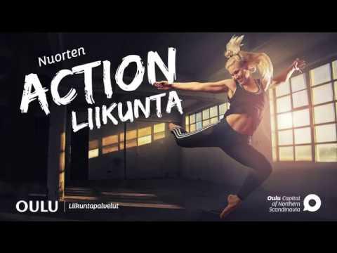 Nuorten ACTION-liikunta 2017