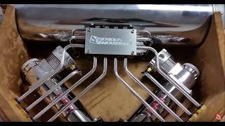 How to bend Hardlines Installation Accuair Air Suspension 2010 Honda CRV