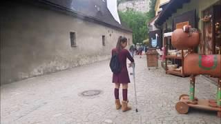 Amputee. Viaje a Praga/ Trip to prague (memory)