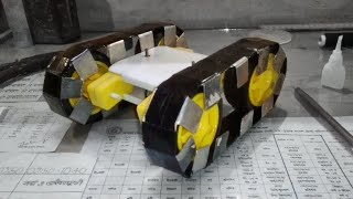 How To Make A RC Tank (Part 1/4)