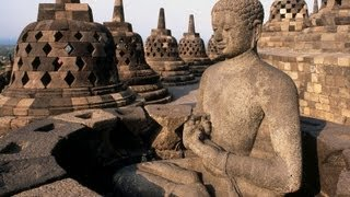 La Estupa De Borobudur.(Budismo) SubEsp