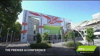 Join Us at GTC 2018 the Premier AI Conference