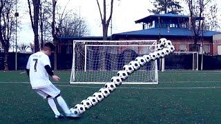 Cristiano Ronaldo Cr7 Free Kick knuckleball Tutorial - I2Bomber