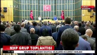 #Canlı 17.10.2017 MHP Grup Toplantısı