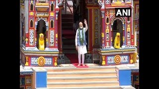 'Thank EC for 2-day rest in poll campaign,' PM Modi in Kedarnath