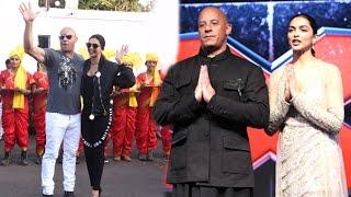 xXx: Return Of Xander Cage All Movie Promotions In India | Vin Diesel, Deepika Padukone
